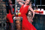Presentato in Italia il Calendario Campari: 12 mesi con Uma Thurman