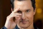 """McConaughey, l'attore da Oscar a Roma per """"Dallas Buyers Club"""""""