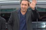Dopo l'Oscar Sorrentino torna a casa: stanco ma felice