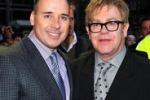 Elton John sposerà il suo compagno David Furnish