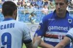 Il triangolo infinito: Icardi dà la mano a Maxi Lopez, lui la rifiuta