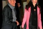 George Clooney e Amal Alamuddin ufficialmente fidanzati