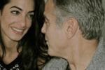 George Clooney, nozze nelle campagne inglesi