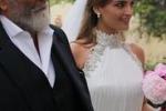 Si sposa la figlia di Diego Abatantuono: le immagini