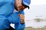 In attesa del tour, Vasco Rossi si allena in spiaggia