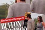Primo bacio in pubblico: Buffon e D'Amico allo scoperto