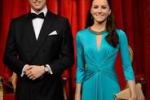 Nuove statue per William e Kate al museo di Madame Tussauds