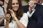 Kate Middleton tifosa d'eccezione a Wimbledon
