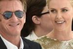 Sean Penn e Charlize Theron alla corte di Dior
