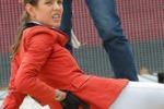 Cade da cavallo, paura per Charlotte Casiraghi: le immagini