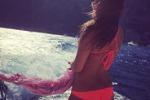 """Vacanze in Italia per Lea Michele: """"Felice di essere qui"""""""