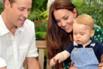 Buon compleanno George: il royal baby spegne 1 candelina