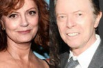 Susan Sarandon: negli anni '80 ho amato David Bowie