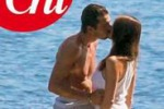 Vacanze in Grecia per Gigi Buffon e Ilaria D'Amico