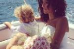 Caterina Balivo, le immagini delle nozze a Capri