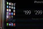 Apple presenta iPhone6: in vendita dal 19 settembre