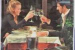 Todaro e Oliver, cena romantica