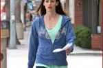 Jennifer Garner a passeggio con la figlia
