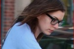 Anne Hathaway sportiva a New York