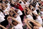 "Esperienza ""Pure Yoga"", ottomila in piazza in Taiwan"