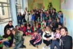 I doni dei gruppi Acr di Ragusa all'ospedale Paternò