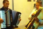 Notte di musica e folklore a Pellegrino: le immagini