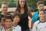 Tennis, la Di Francisca madrina d'eccezione a Ganzirri
