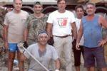 Barcellona, cittadini in campo per ripulire il quartiere di Oreto
