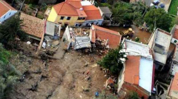 alluvione messina, Messina, Cronaca
