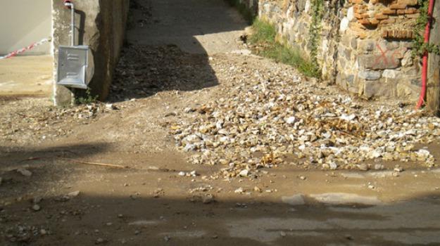 frane erosione, regione, Sicilia, Economia