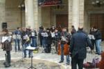 Orchestrali precari, protesta al teatro Vittorio di Messina