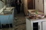 Messina, l'ex hotel Riviera cade a pezzi