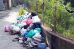 Camion senza gasolio, emergenza rifiuti a Messina