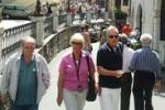 Turisti, Taormina fa il pieno
