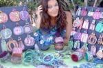 Marina Suma a Salina: qui creo e vendo i miei gioielli