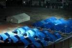 Messina, sulla tendopoli è polemica: il video di Tgs