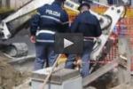 Trovato ordigno bellico durante gli scavi in un cantiere a Messina