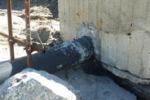 Danni al sistema fognario, liquami in mare a Messina