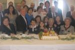 Festa a Taormina per i 100 anni di nonna Mariantonia