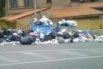 Emergenza rifiuti a Messina: più colpita la periferia