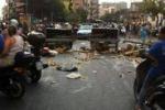 Due proteste a Messina, blocchi stradali e caos