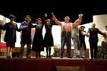 Attori di Patti in scena a San Giorgio a Cremano