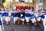 Tgs. Messina, piu' di centomila alla processione della Vara