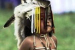 Il grande raduno dei nativi americani