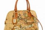 Alviero Martini, una borsa per Palermo