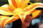Cappelli e voglia di stupire: fiera delle vanita' al Royal Ascot