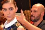 Le pettinature della moda milanese