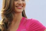 Miranda Kerr, testimonial in rosa
