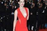 Cannes, le star scelgono il rosso