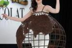 Chocolate show, a Parigi sfilano gli abiti piu' gustosi